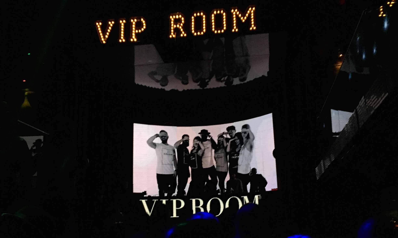 BARRE! VIP ROOM
