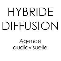 HYBRIDE DIFFUSION Logo
