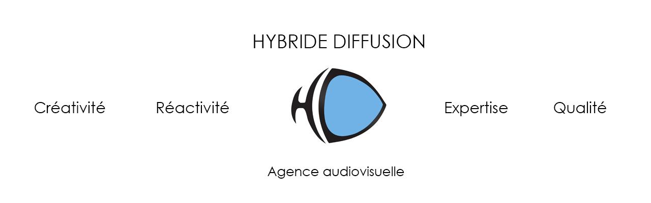 Hybride Diffusion